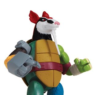 Teenage Mutant Ninja Turtles Mutations - Mix n Match Splinter Figure