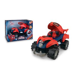 Spiderman Transforming Vehicle