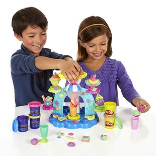 Play-Doh Swirl and Scoop Ice Cream