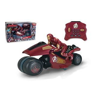 Avengers: Age Of  Ultron - Ucommand Iron Man Motorcycle