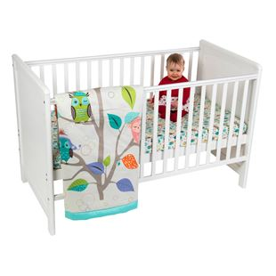 Amelia Cot Bed White
