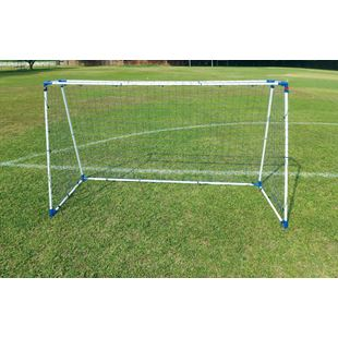 10 x 6ft Pro Football Steel Goal