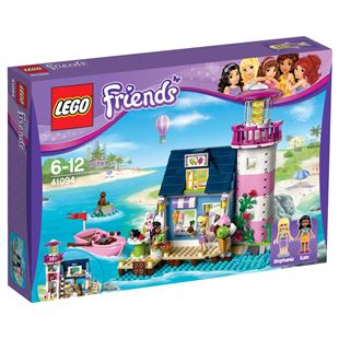 LEGO Friends Heart Lake Lighthouse 41094