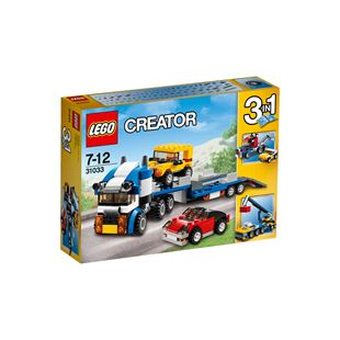 Lego Creator Vehicle Transporter 31033