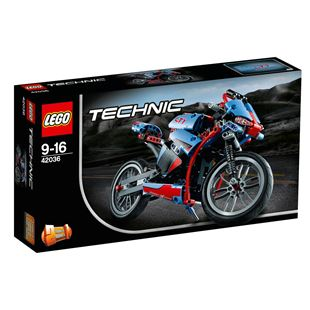 LEGO Technic Street Motorcycle 42036