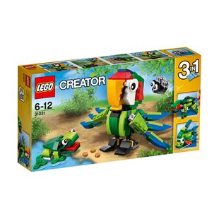 Lego Creator Rainforest Animals 31031