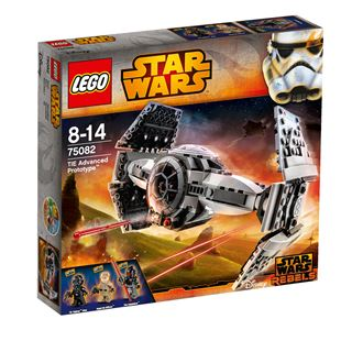 LEGO Star Wars TIE Advanced Prototype 75082
