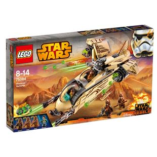 Lego Star Wars Wookiee Gunship 75084