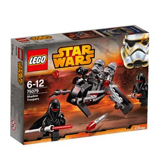 Lego Star Wars Shadow Troopers 75079