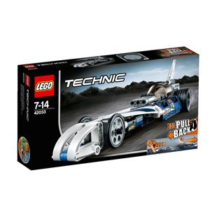 LEGO Technic Record Breaker 42033