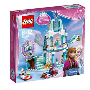 LEGO Disney Princess Frozen Elsa's Sparkling Ice Castle 41062
