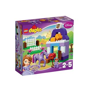 Lego Duplo Sofia the First Royal Stable 10594