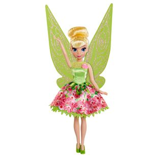 Disney Fairies 23 cm Classic Flora Fashion Tink
