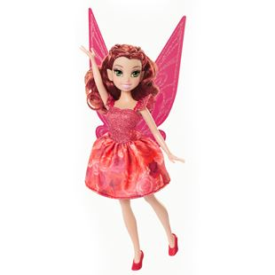 Disney Fairies 23 cm Classic Flora Fashion Rosetta