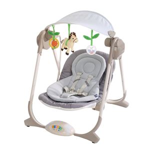 Chicco Polly Swing Grey