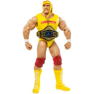 WWE Defining Moments Hulk Hogan Figure