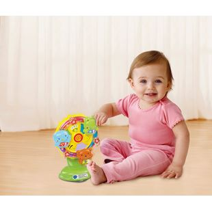 Vtech Little Friendlies Sing Along Spinning Wheel