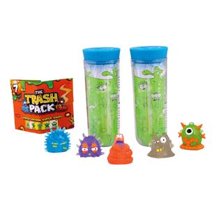 Trash Pack Junk Germs 5 Pack