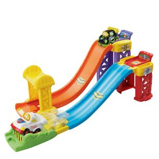 Vtech Toot-Toot Drivers Racing Ramp way