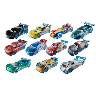 Disney Cars Ice Racers Diecast Asst