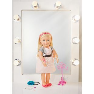 Our Generation Jewellery Doll Anya