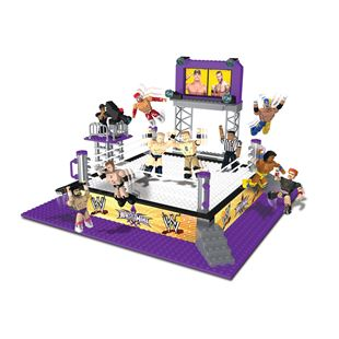 WWE Stackdown Wrestlemania XXX Ring Set