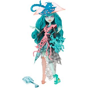 Monster High Haunted Student Spirits Vandala Doubloons