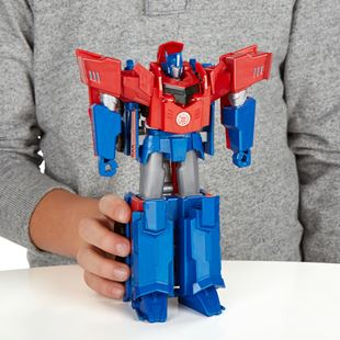 Transformers RID Hyper Change Optimus Prime