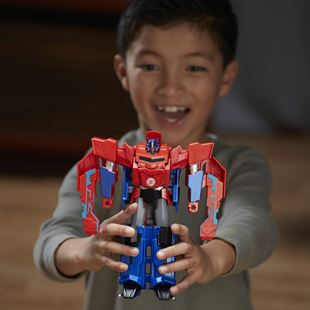 Transformers Combiner Force 3-Step Changer Optimus Prime