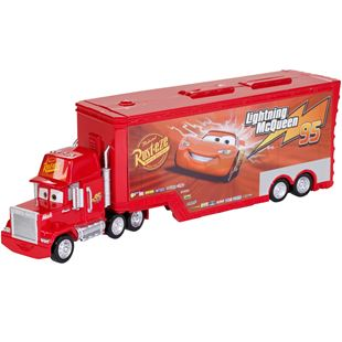 Disney Cars Mack Truck Playset