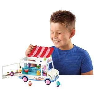 Moshi Monsters - Food Factory Ice Cream Van