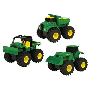 John Deere Monster Treads Pullback Assortment