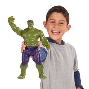Avengers Age of Ultron Electronic Titan Hero Tech Hulk