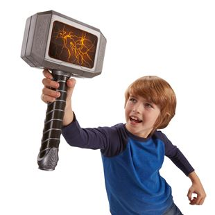 Avengers Age of Ultron Thor Lightning Strike Hammer