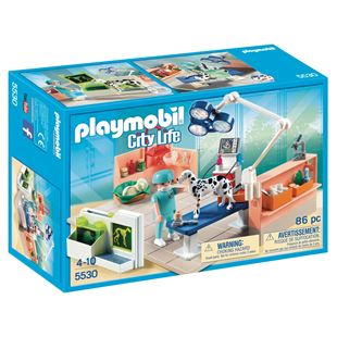 Playmobil Pet Examination Room 5530