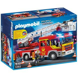 Playmobil Ladder Unit with Light and Sound 5362