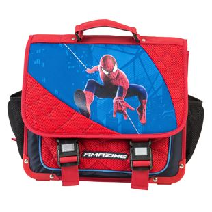 The Amazing Spiderman Square Schoolbag