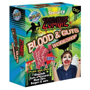 Wild Science Zombie Blood and Guts Workshop