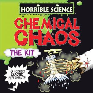 Horiible Science Chemical Chaos