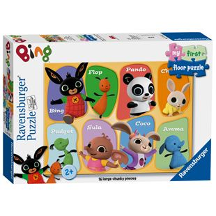 Ravensburger Bing Bunny My First Floor Puzzle