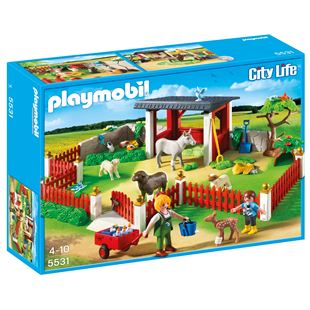 Playmobil Outdoor Care Station 5531