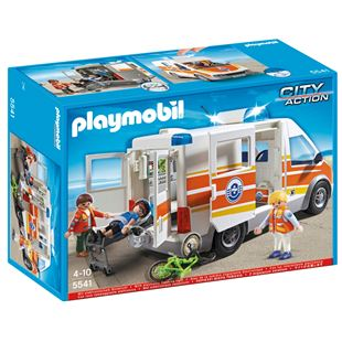 Playmobil Ambulance with Siren 5541