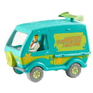 Scooby Doo Mystery Machine Playset