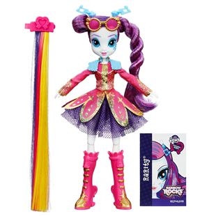 My little Pony Equestrian Girls Hairstyling Doll - Assortment