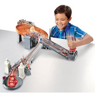 Disney Cars Rivals Raceoff Trackset