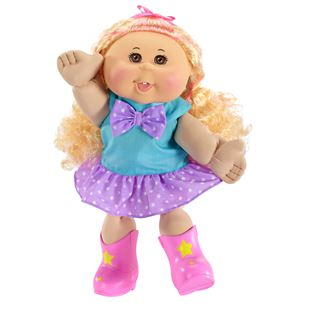 Cabbage Patch Kids –Curly Haired Blonde Girl