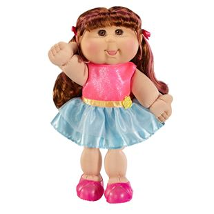 Cabbage Patch Kids – Red Haired Girl