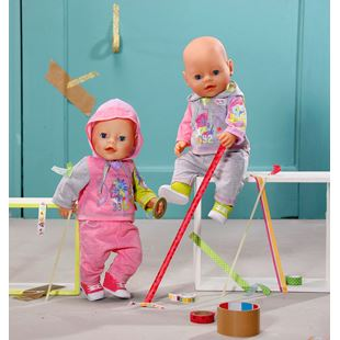 BABY Born Deluxe Jogging Complete Set