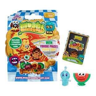 Moshi Monsters - Moshi Blind Bags - Food Factory