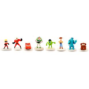 Disney Pixar Deluxe Mini Figures